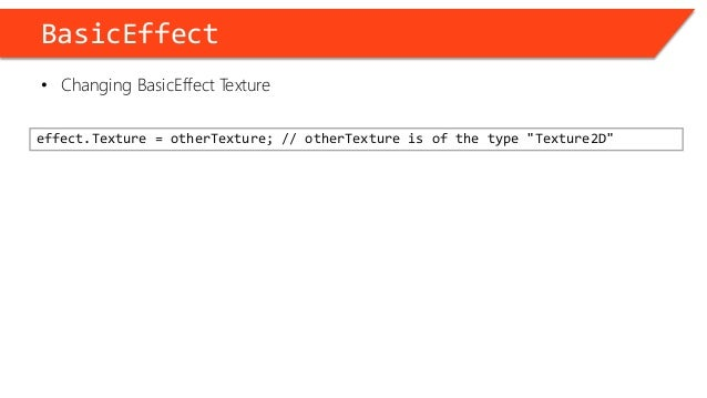 Effect Texture Xna Texture Effect