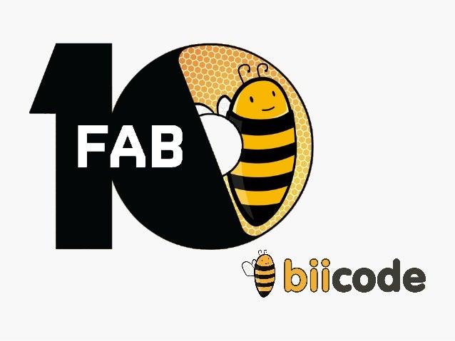 Fab10: arduino & biicode