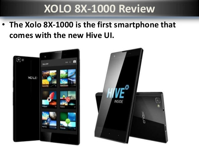 Xolo 8 X -1000 Full Review