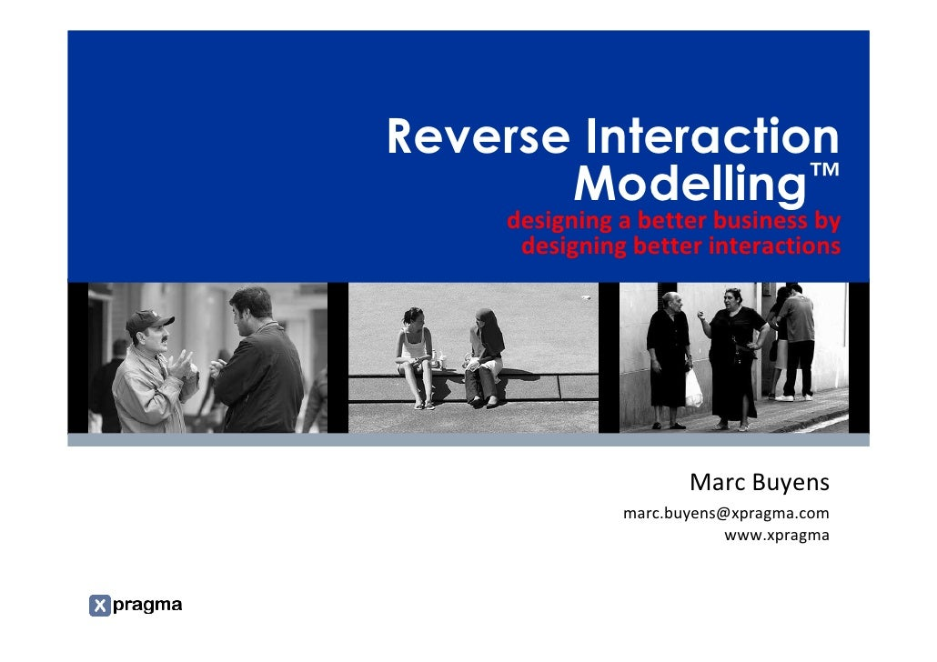 Reverse Interaction                                                                 Modelling™                            ...