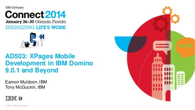 Tip from IBM Connect 2014: XPages Mobile Development in IBM Domino 9.0.1 and Beyond