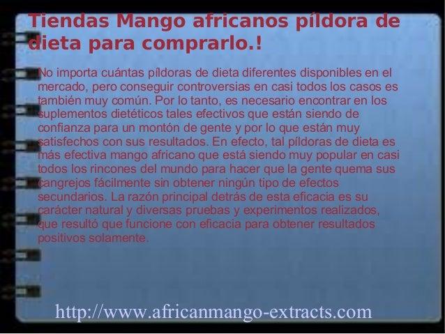 Tiendas Mango africanos píldora dedieta para comprarlo.!No importa cuántas píldoras de dieta diferentes disponibles en elm...