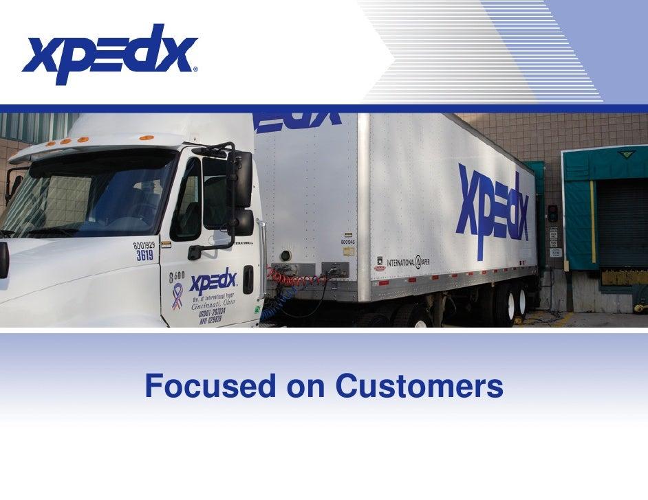 Xpedx Capabilities
