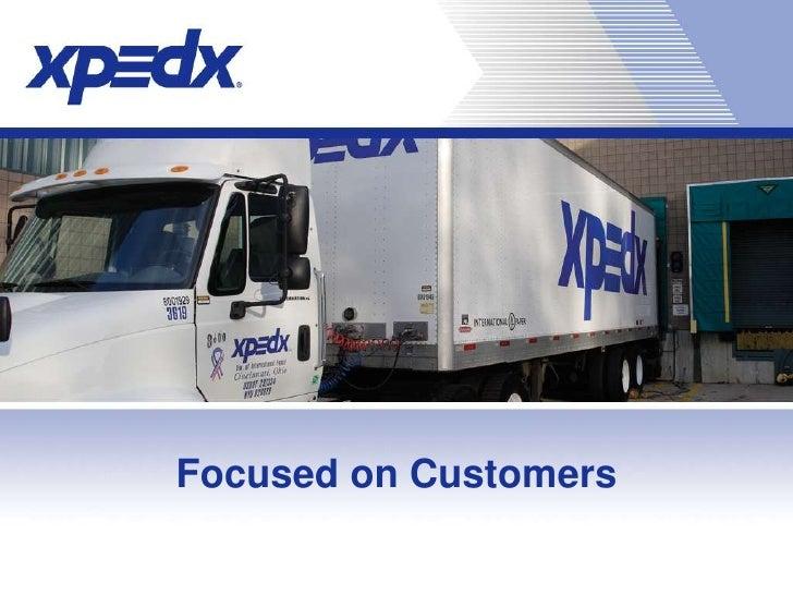 xpedx General Capabilities
