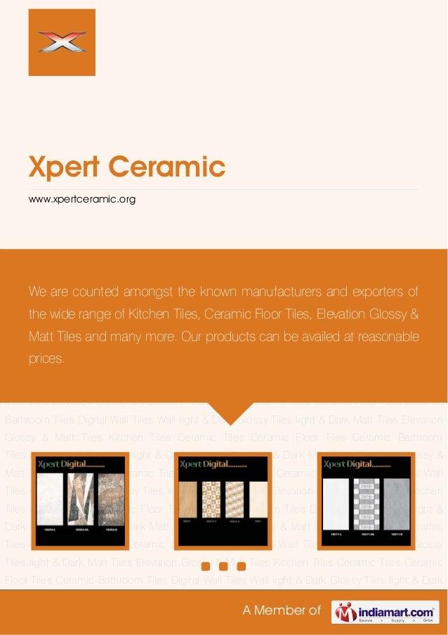 Xpert ceramic