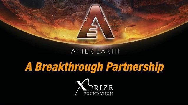 A Breakthrough Partnership