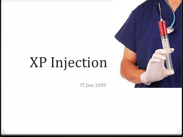 XP Injection