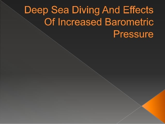 The importance of decompression to deep sea divers?