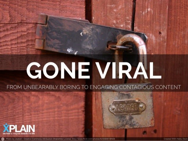 Go Viral on the Social Web: The Definitive How-To guide!