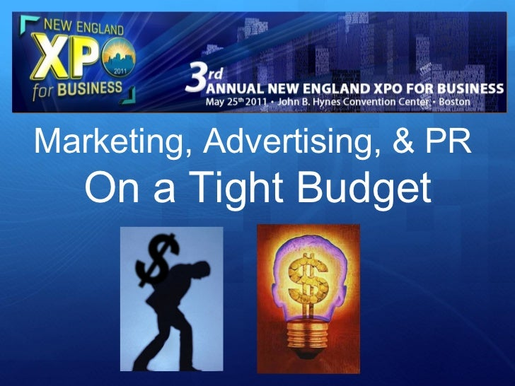 Q & A Marketing, Advertising, & PR  On a Tight Budget