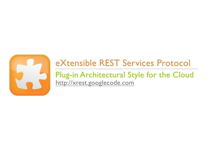 XREST Protocol