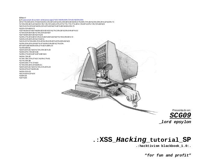 Xss for fun_and_profit_scg09