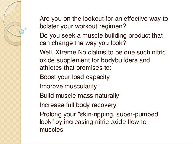 Are you on the lookout for an effective way to bolster your workout regimen? Do you seek a muscle building product that ca...