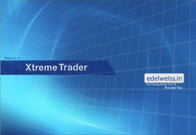 Online share trading edelweiss