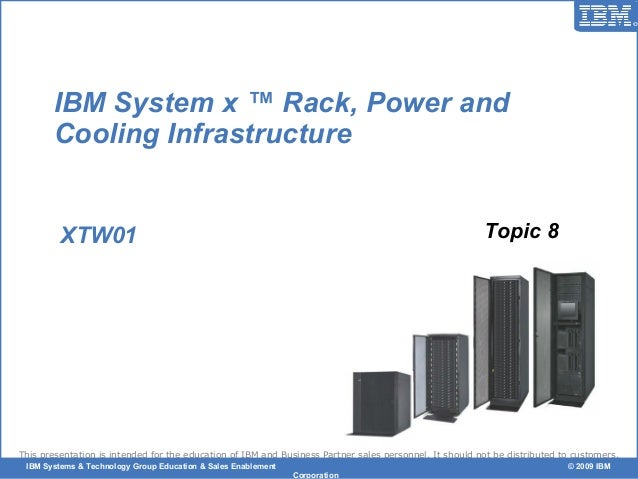 Xtw01t8v0901 power rack_cooling
