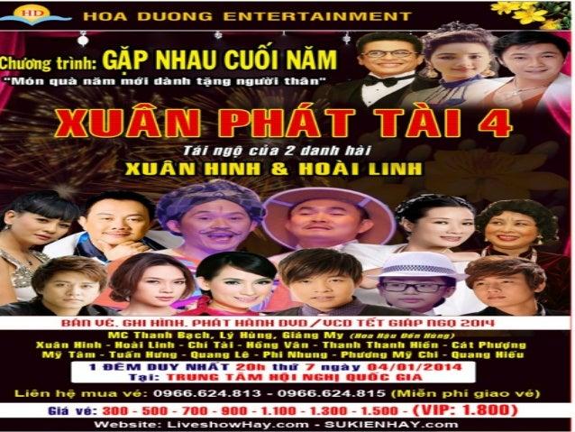 Xuan phat tai 2014 - LiveShowHay.Com - 0949.373.813