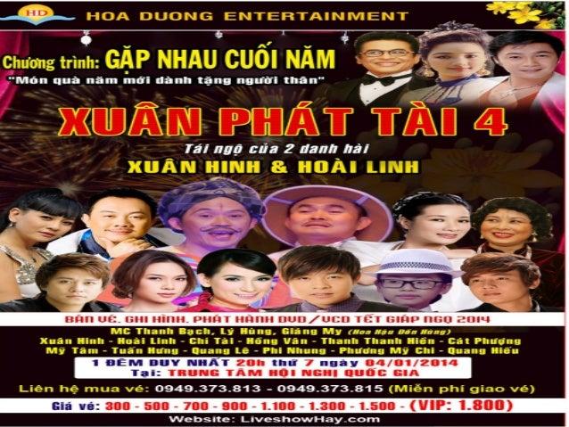 Xuan phat tai 2014 LH: 0966624815 - 0966624813