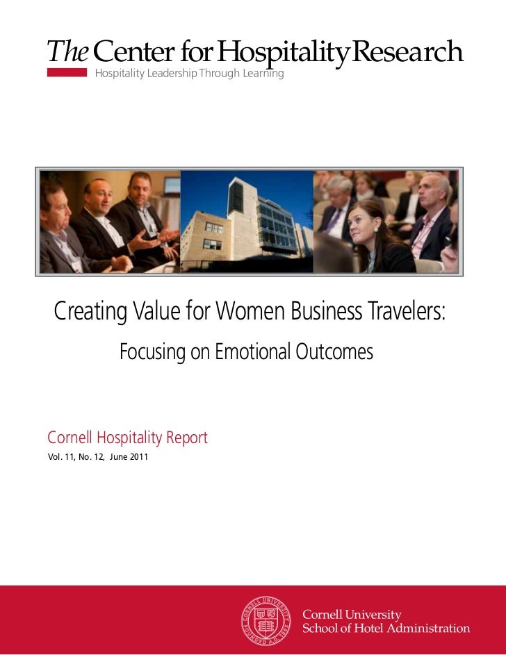 Women Business Travelers
