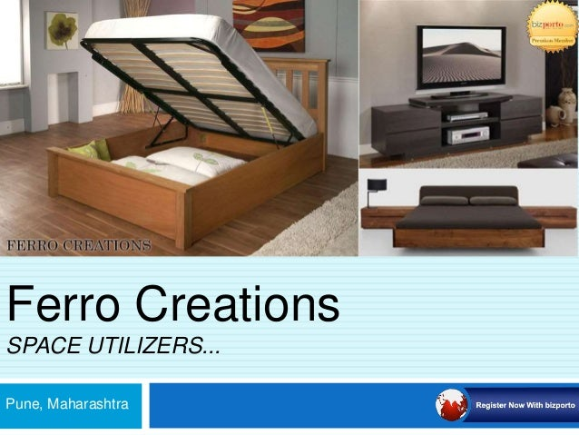 Pune, Maharashtra Ferro Creations SPACE UTILIZERS...