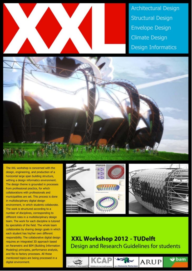 XXL Workshop 2012 - guidelines and schedule