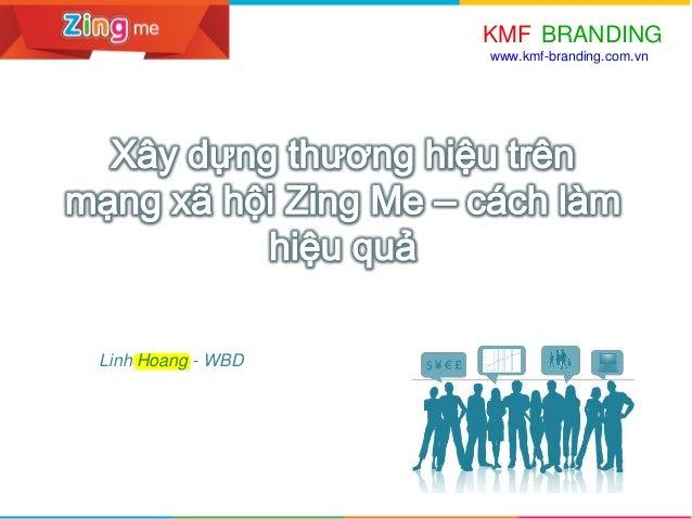 KMF BRANDING www.kmf-branding.com.vn  Linh Hoang - WBD