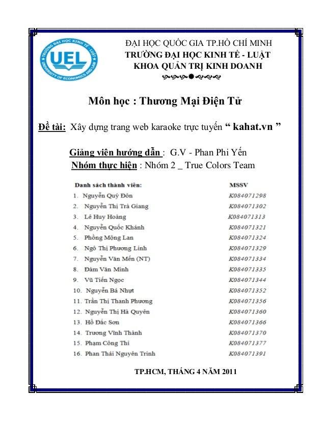 Xây dưng web karaoke  kahat.vn