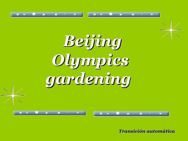 Y (Casa)Jardines Olimpicos