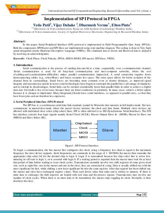 I nternational Journal Of Computational Engineering Research (ijceronline.com) Vol. 3 Issue. 1                            ...