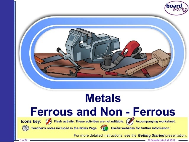 ferrous and non ferrous alloys What's the difference between ferrous and non-ferrous metal  some common  ferrous metals include alloy steel, carbon steel, cast iron and.
