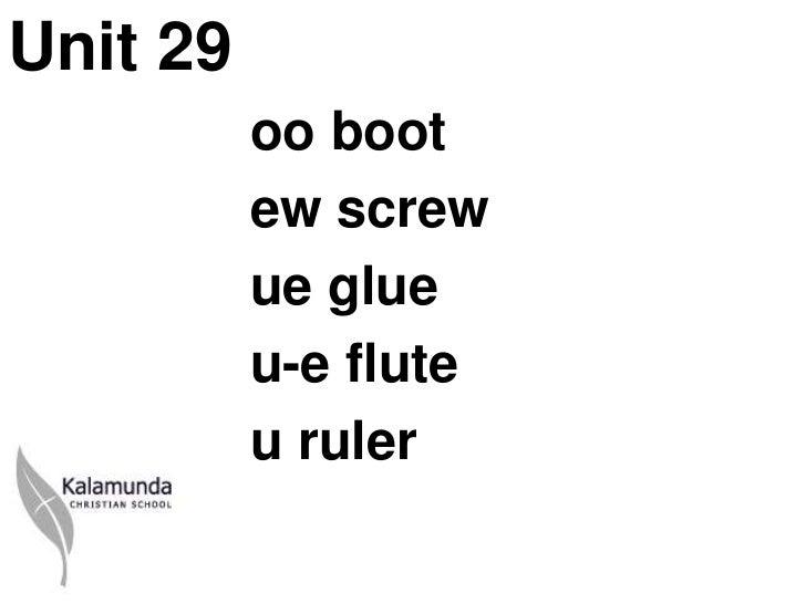 Y3 colour sounds unit 29