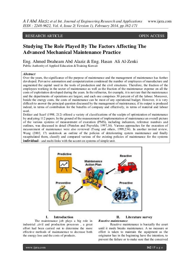 A I Abd Alaziz et al Int. Journal of Engineering Research and Applications  www.ijera.com  ISSN : 2248-9622, Vol. 4, Issue...