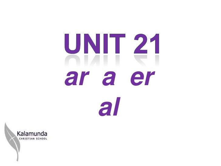 Y6 unit 21 lesson 1