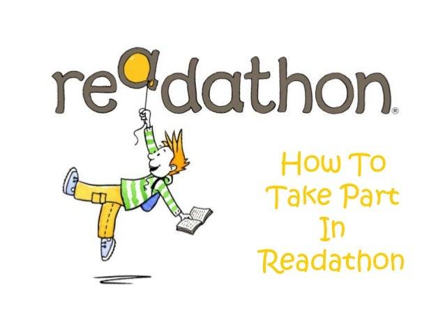 How ToTake PartInReadathon
