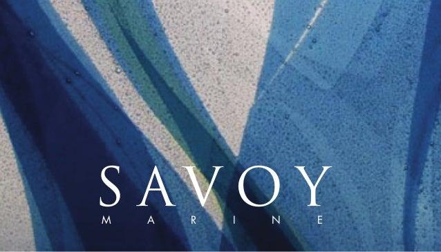 Savoy Studios - Yacht Book