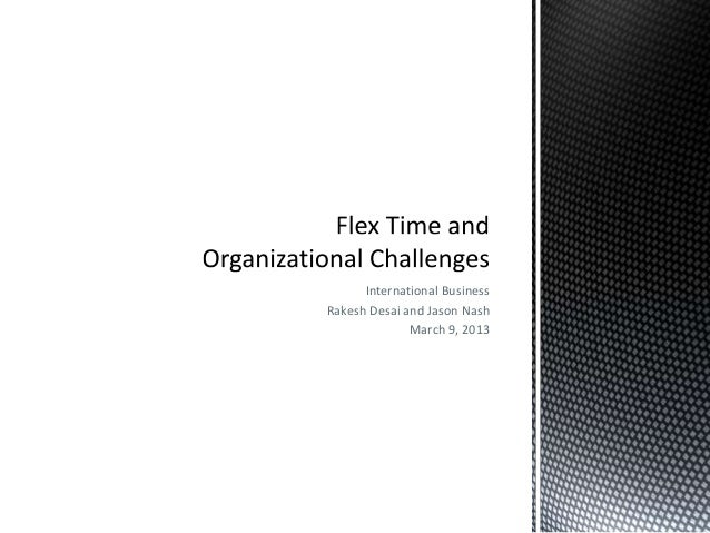 Yahoo! and organizational challenges
