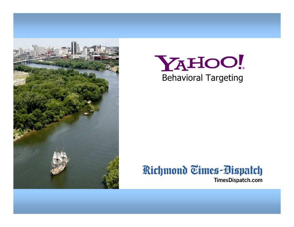 Yahoo BT Presentation