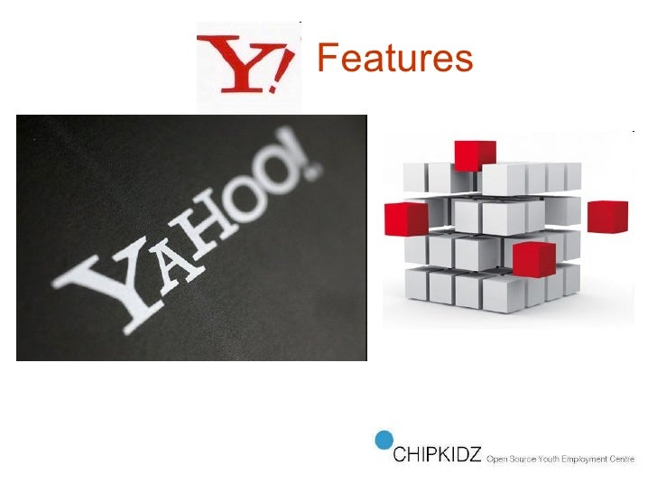 Yahoo! features