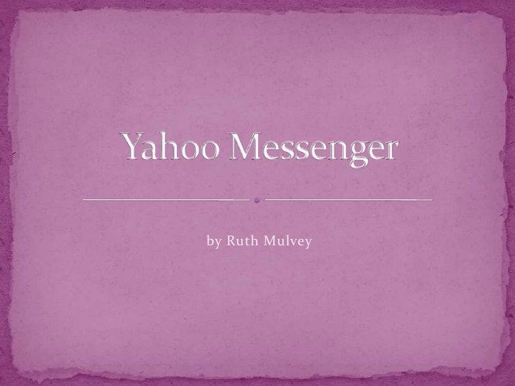 Yahoo messenger pp