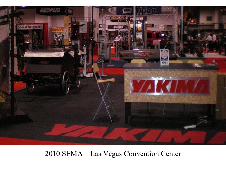 2010 SEMA – Las Vegas Convention Center