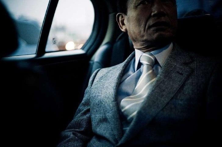 Yakuza por Anton Kusters