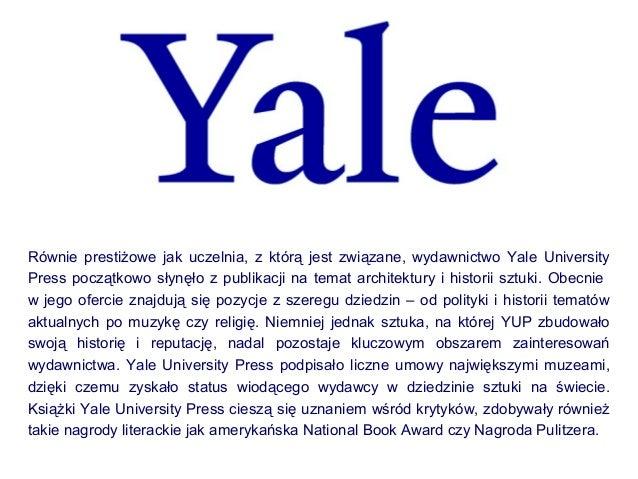 Yale chicago johns hopkins  harvard brookings cornell   prezentacja