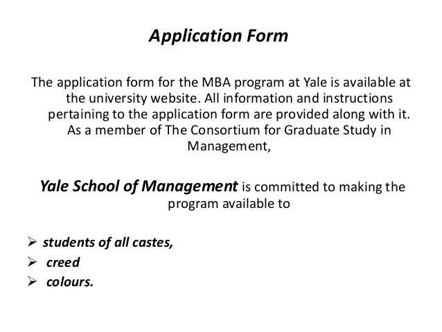 Mba admission essay buy yale