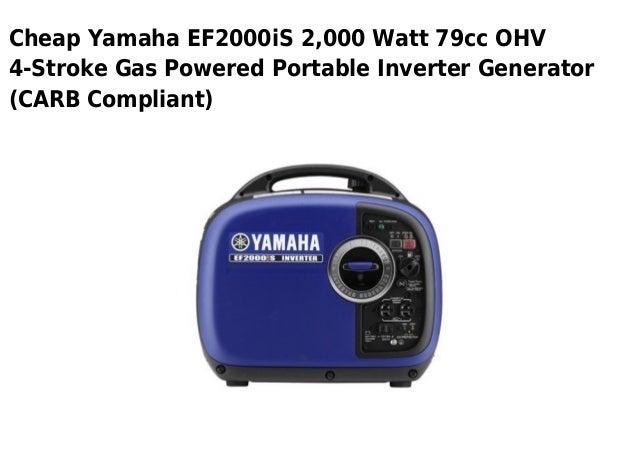 Honda eu2000i super quiet generator eu2000ia 2000 watt for Yamaha inverter generator vs honda