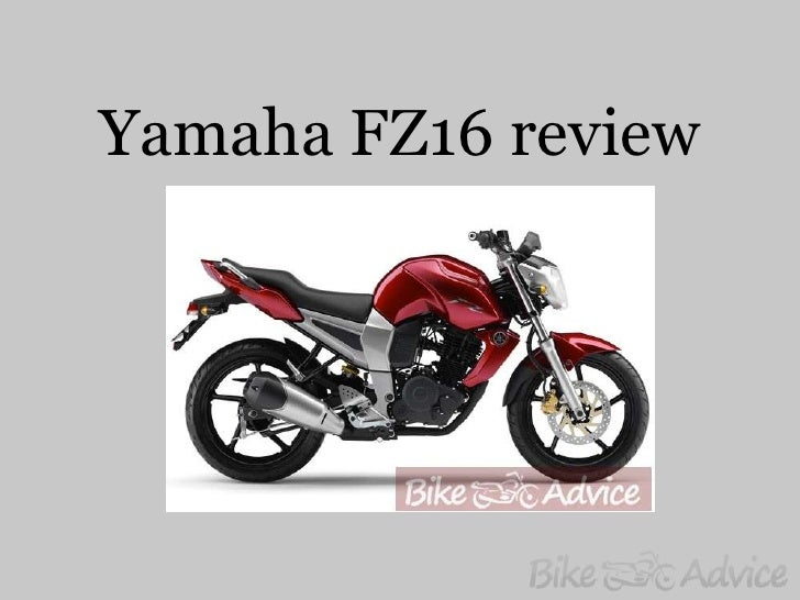 Yamaha FZ16review<br />