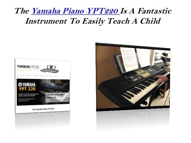 Yamaha ypt 220 keyboard for Yamaha portable grand dgx 220 electronic keyboard