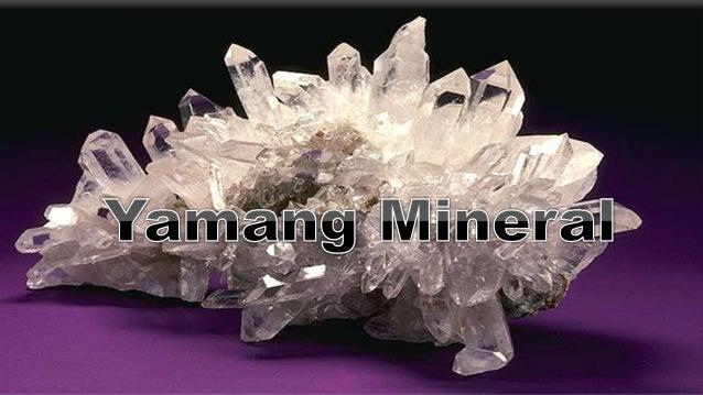 Yamang Mineral Documentary