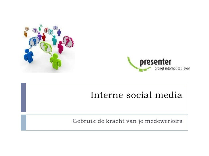 Yammer voor just connecting   mei 2012