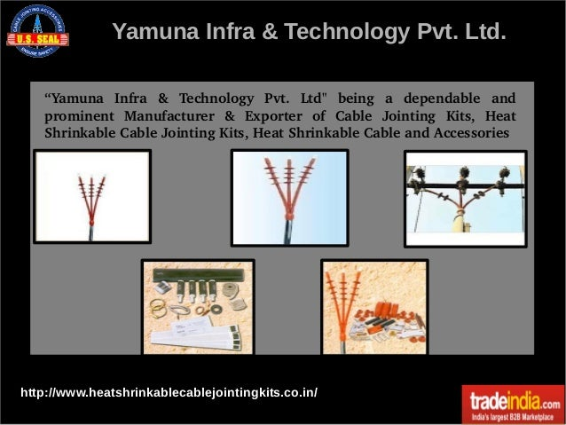 "Yamuna Infra & Technology Pvt. Ltd. ""Yamuna  Infra  &  Technology  Pvt.  Ltd""  being  a  dependable  and  prominent  Manuf..."