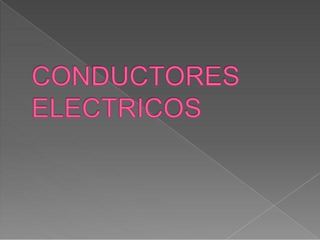 CONECTORES ELECTRICOS.
