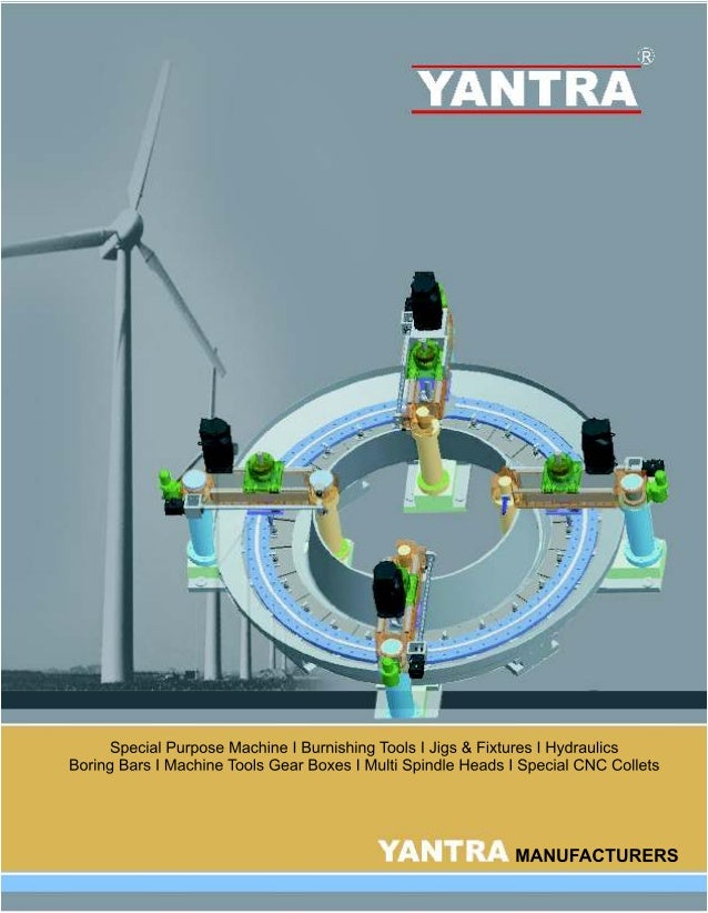 Yantra Manufacturers, Rajkot, Special Purpose & Hydraulic Machines